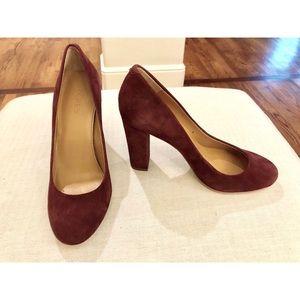 Like NEW J Crew heels - size 6